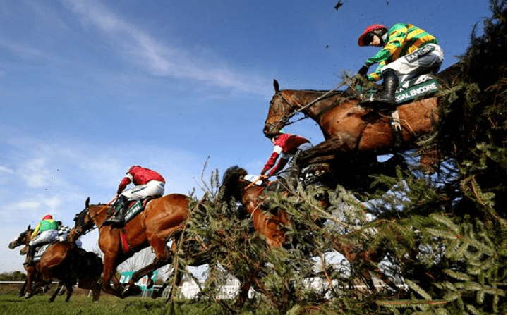Betting on the Grand National Steeplechase