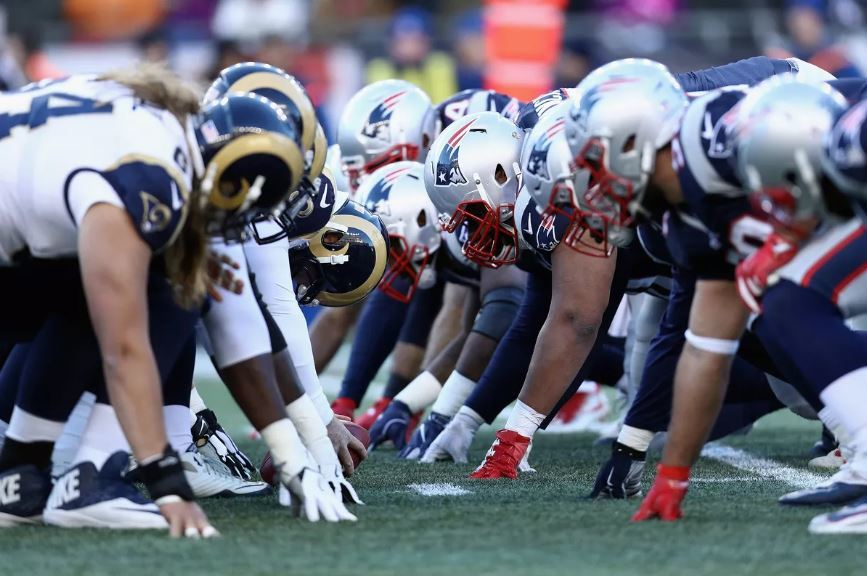 New England Patriots v Los Angeles Rams