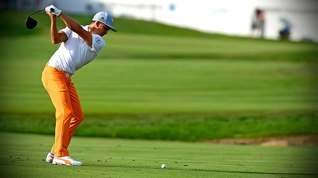 Rickie Fowler - The Masters